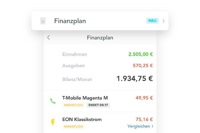 Android bank finanzplan finanzvergleich iOS outbank