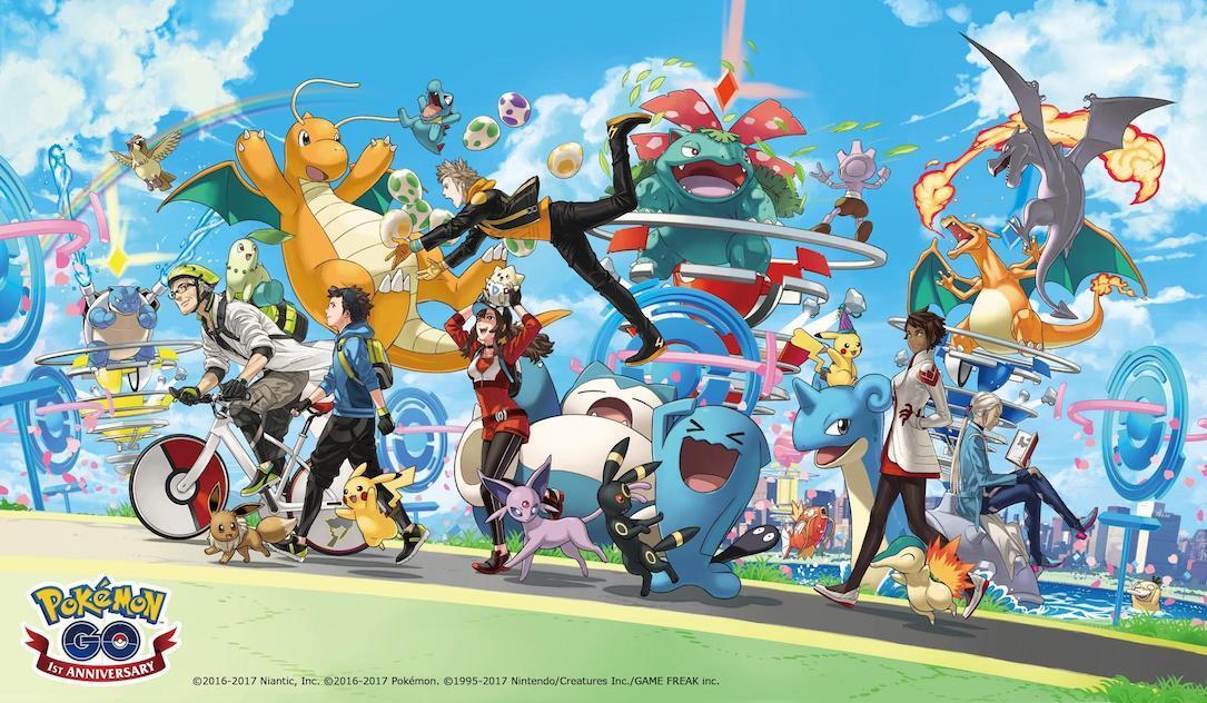Android Apple Google iOS niantic pokemon pokemon go Update
