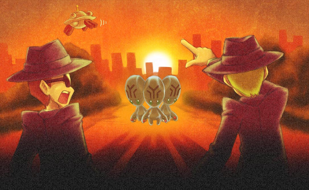 mystery Nintendo pokemon teaser