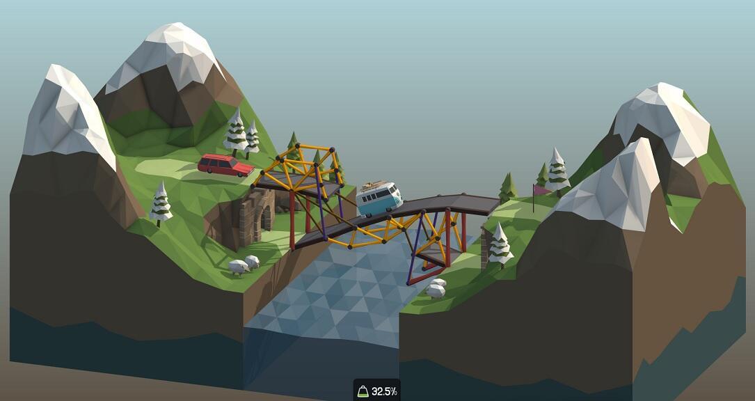 iOS Poly Bridge