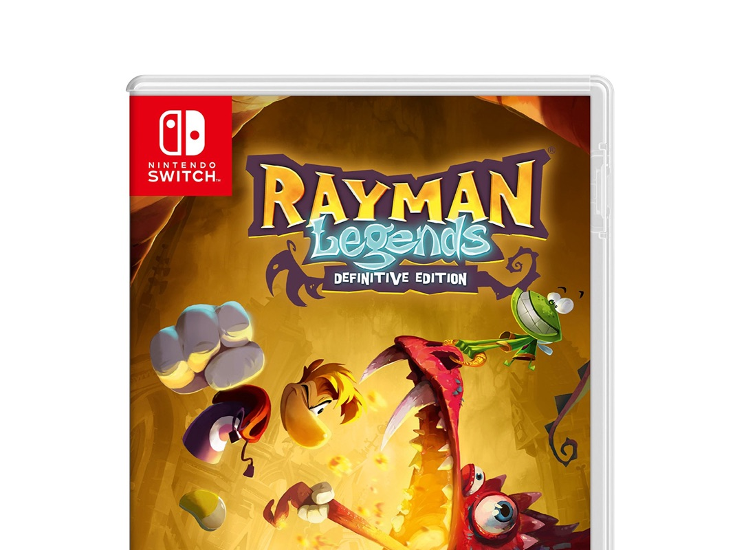 aff demo download legends Nintendo rayman Switch