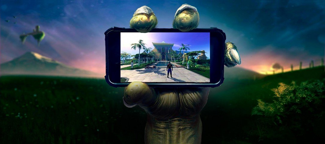 Android Game iOS Runescape Spiel