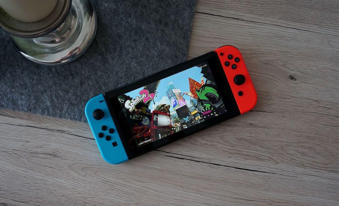 1 aff NDA Nintendo splatoon 2 Switch test Testbericht yt