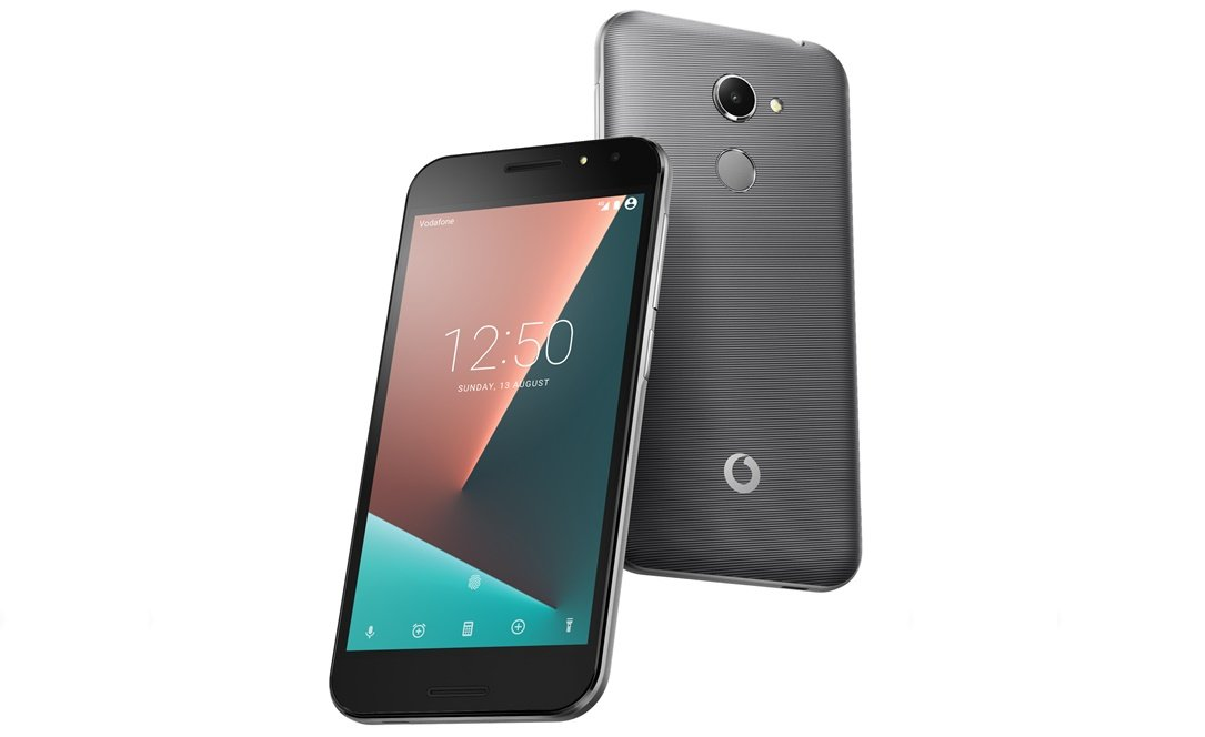 Vodafone Smart N8: Nachfolger des Smart Prime 7 für 130 Euro