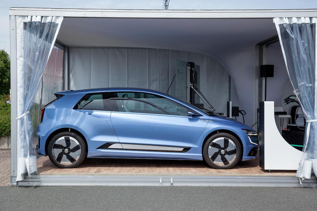 auto elektro gen.e volkswagen VW Zukunft