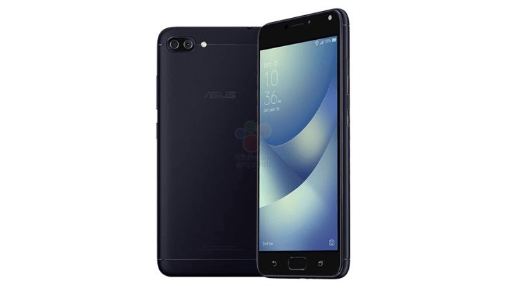 Android Asus ZenFone 4 Max