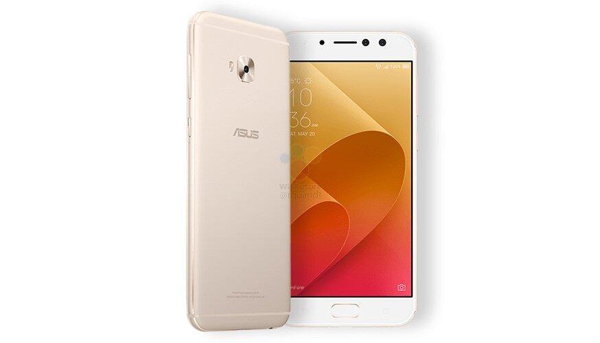 Android Asus ZenFone 4 Selfie ZenFone 4 Selfie Pro