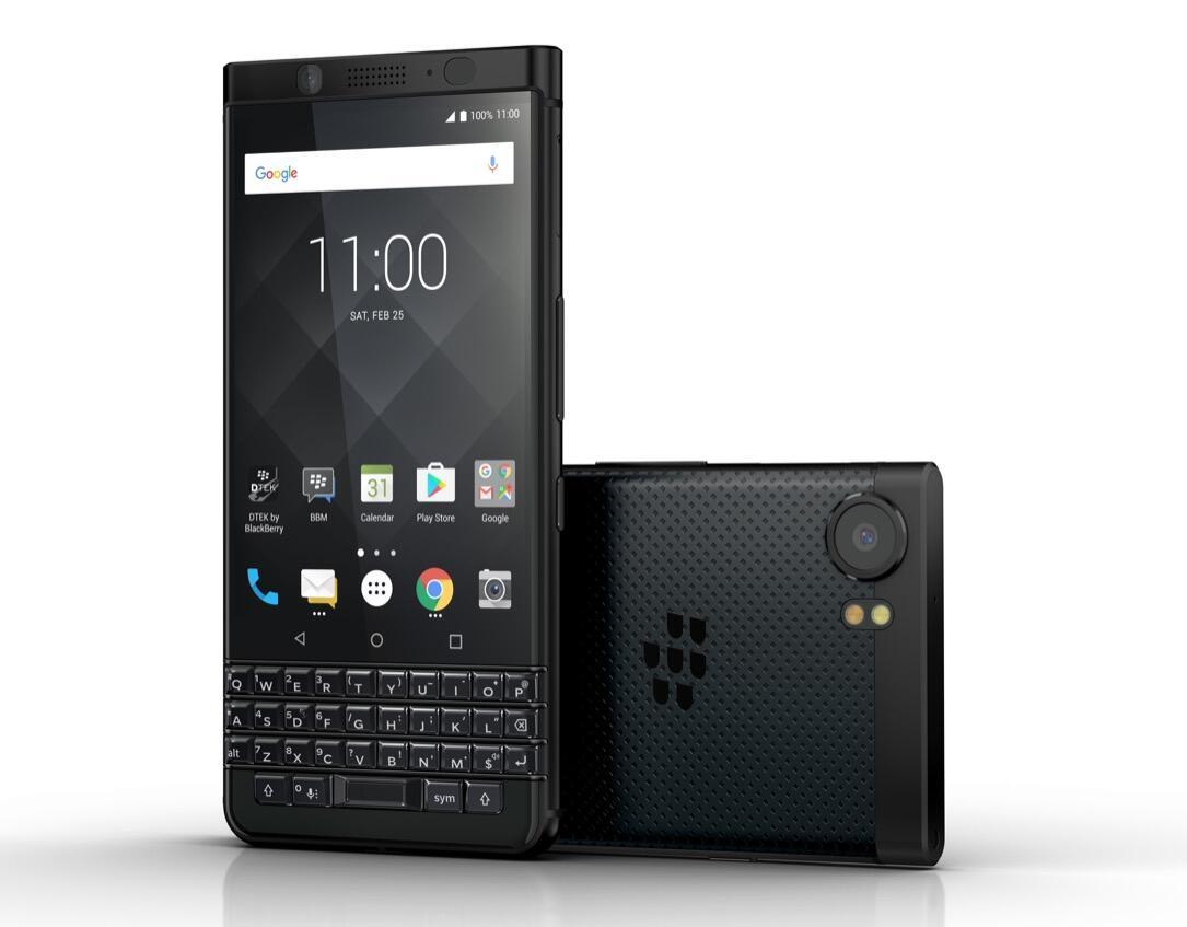 Android blackberry ifa IFA2017 keyone