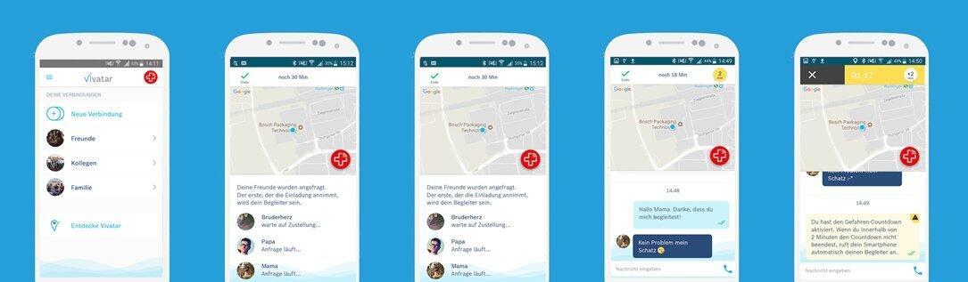 Android bosch Bosch Vivatar iOS