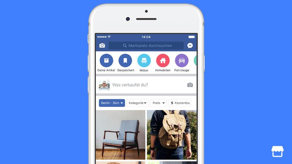 Android Apple dienste facebook kleinanzeigen social