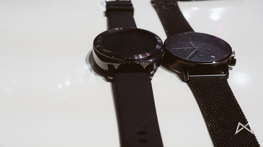 aff IFA2017 Samsung smartwatch Sport tizen Wearable