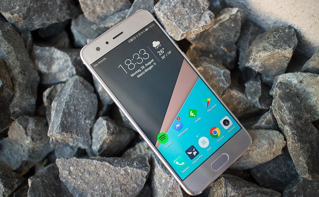 Honor 9 erhält Update auf Android 9 Pie