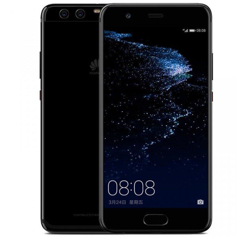Android farbe Huawei p10 plus schwarz