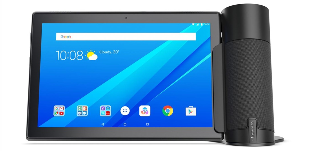 Android Home Assistant IFA2017 lenovo tab 4