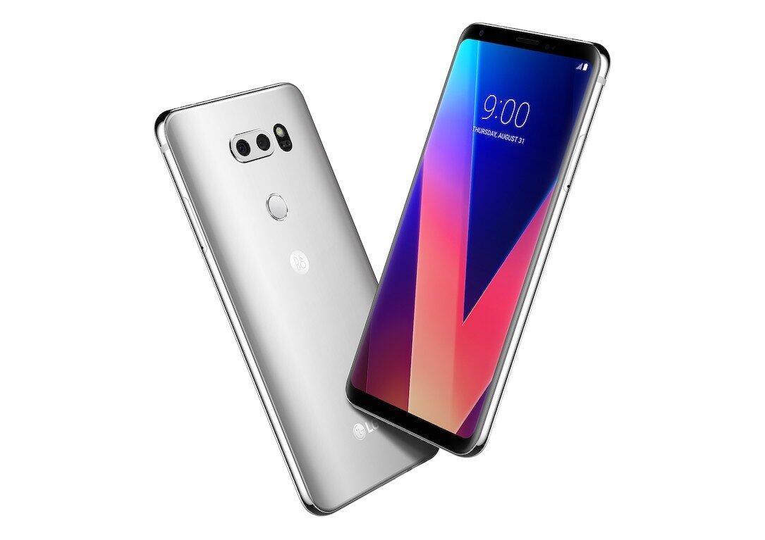 1 Android datum IFA2017 LG preis spezifikationen v30