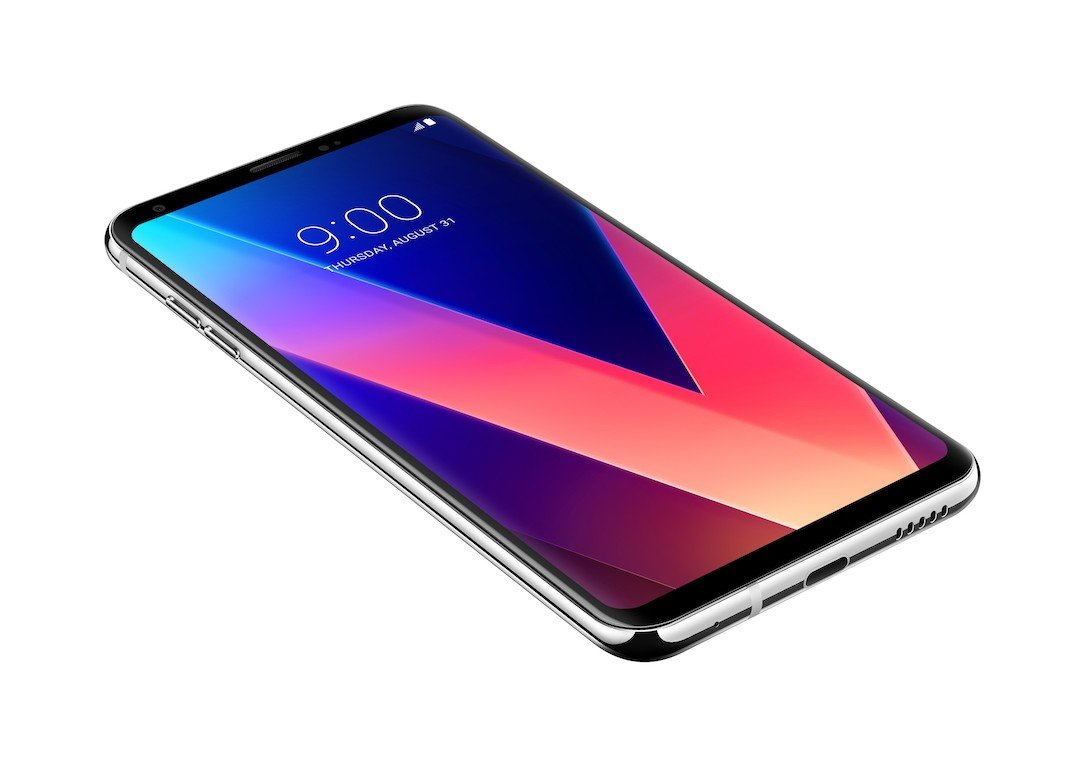 Android LG v30 Video