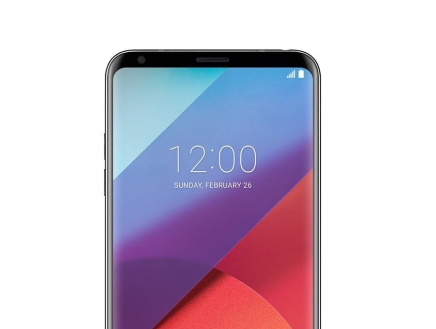 Android design IFA2017 Leak LG render v30