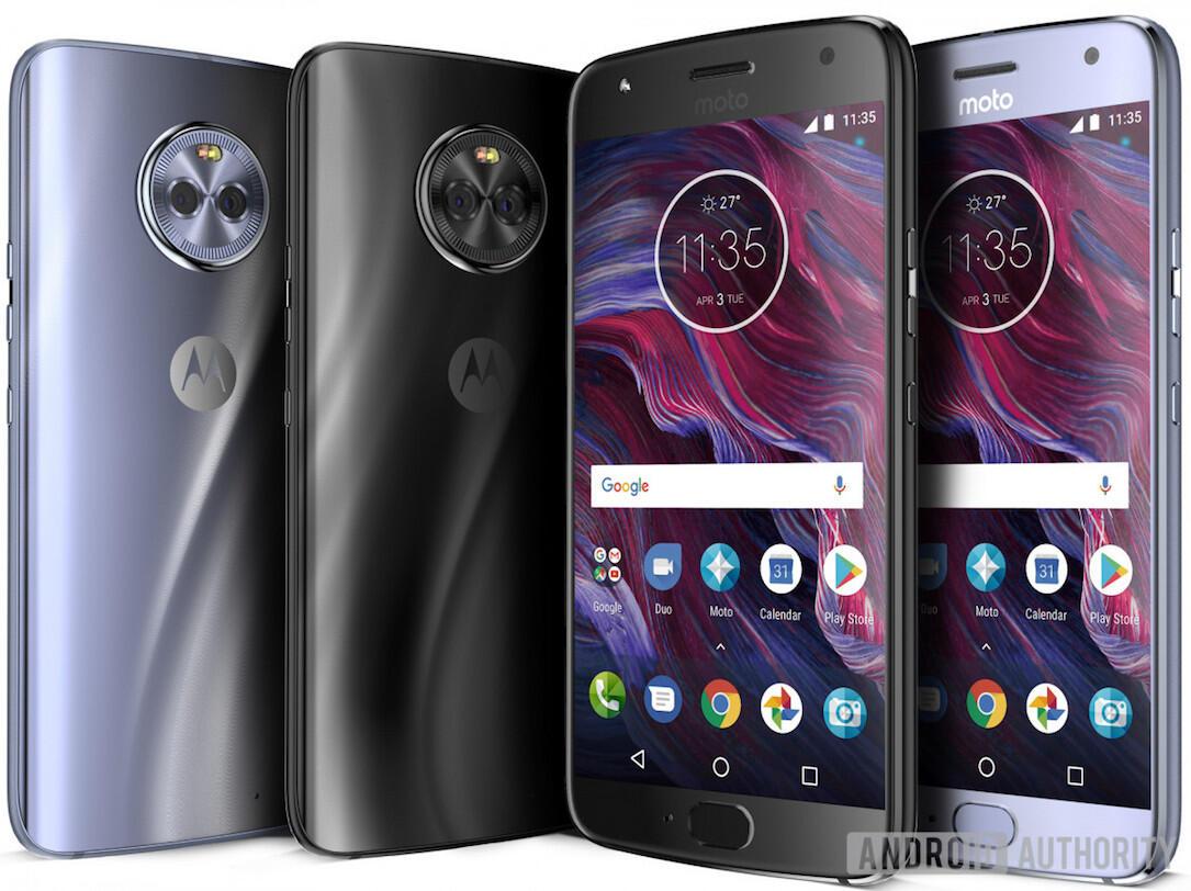 Android bild Leak moto Motorola x4