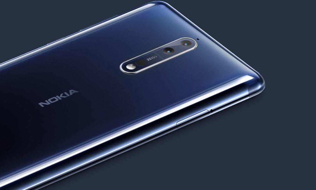 Android android 8.0 oreo Nokia Nokia 8 Update