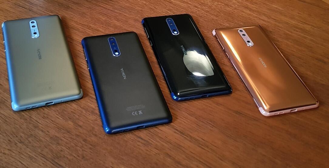 aff Android deutschland kaufen Nokia Nokia 8