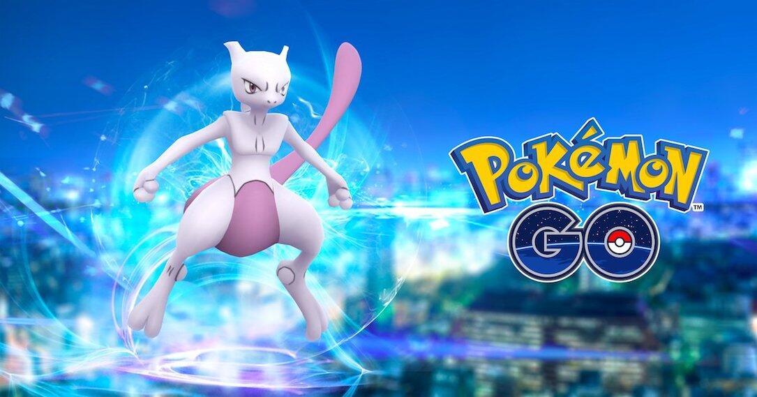 Android iOS mewtu mewtwo pokemon pokemon go
