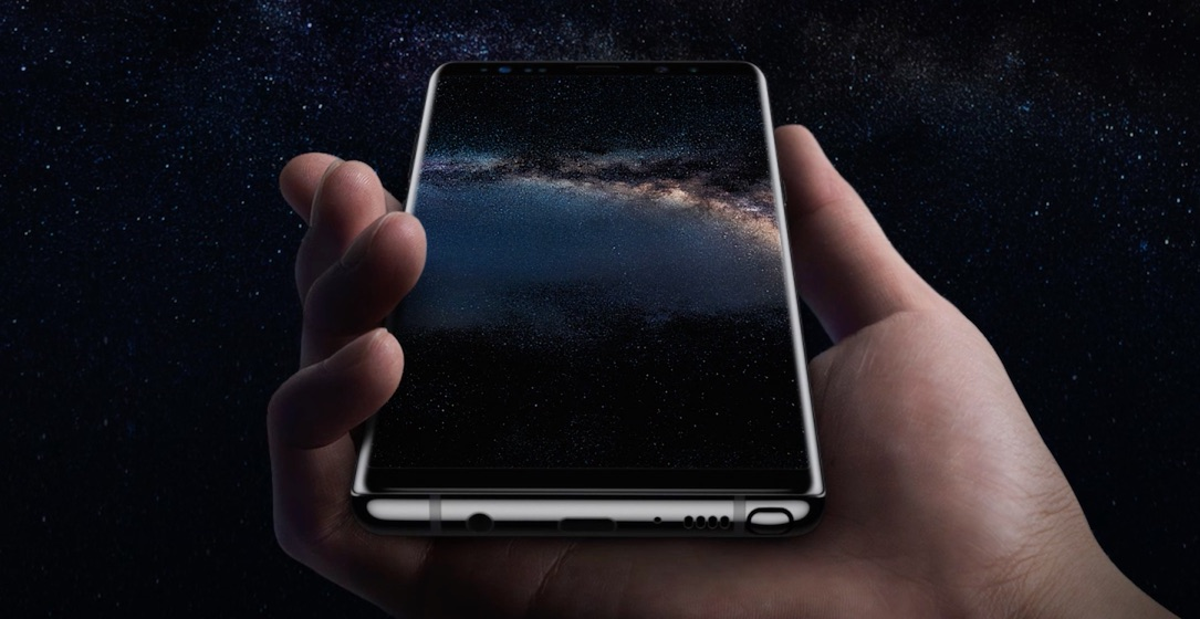 aff Android Display DisplayMate galaxy note 8 oled Samsung