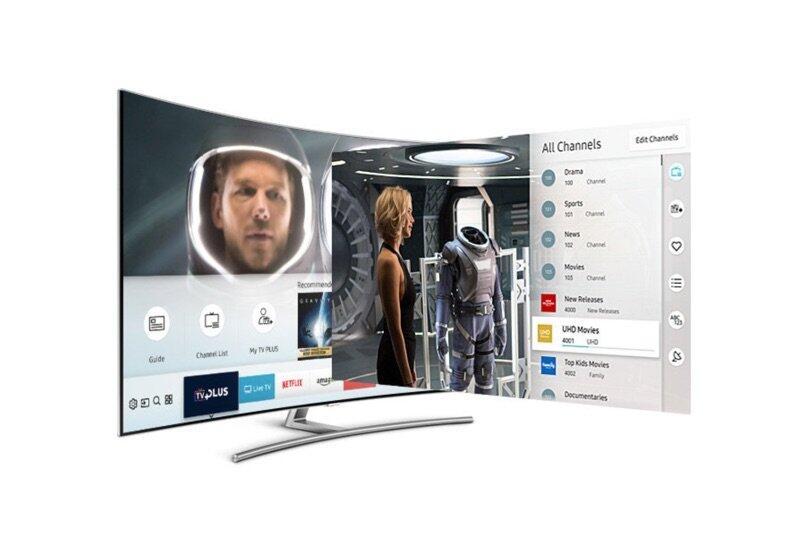 HDR Samsung streaming TV tv plus UHD