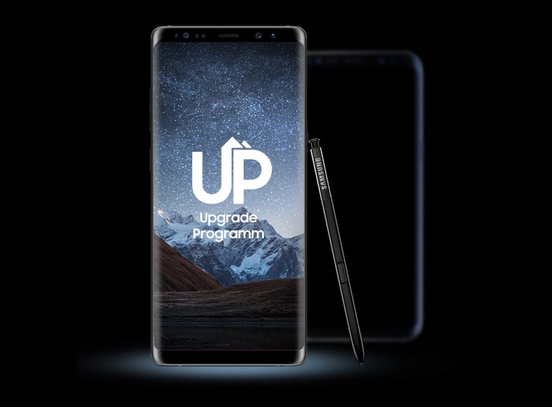 aff Android deutschland galaxy note 8 Samsung up upgrade