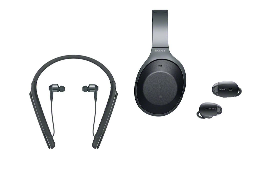 1000x 1000xm2 aff Bluetooth IFA2017 kabellos kopfhörer Sony