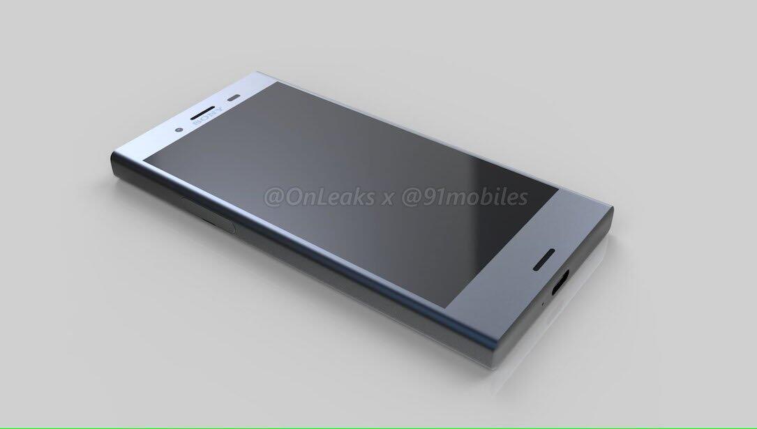 Android Compact IFA2017 Leak Sony Xperia xz1