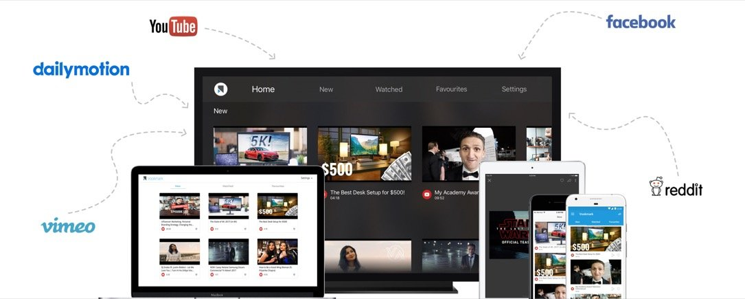 Android Apple bookmark Browser chrome iOS streaming TV YouTube