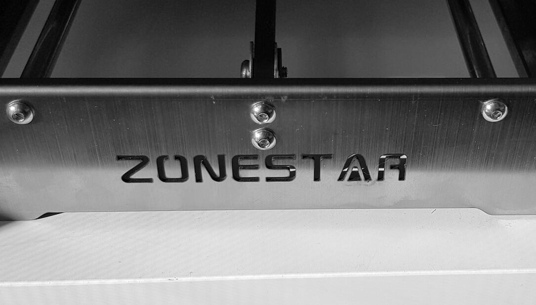 1 3D 3D Drucker aff Android assembling buildinga3dprinter diy gearbest review test Zonestar