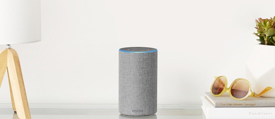 aff amazon Echo smart home