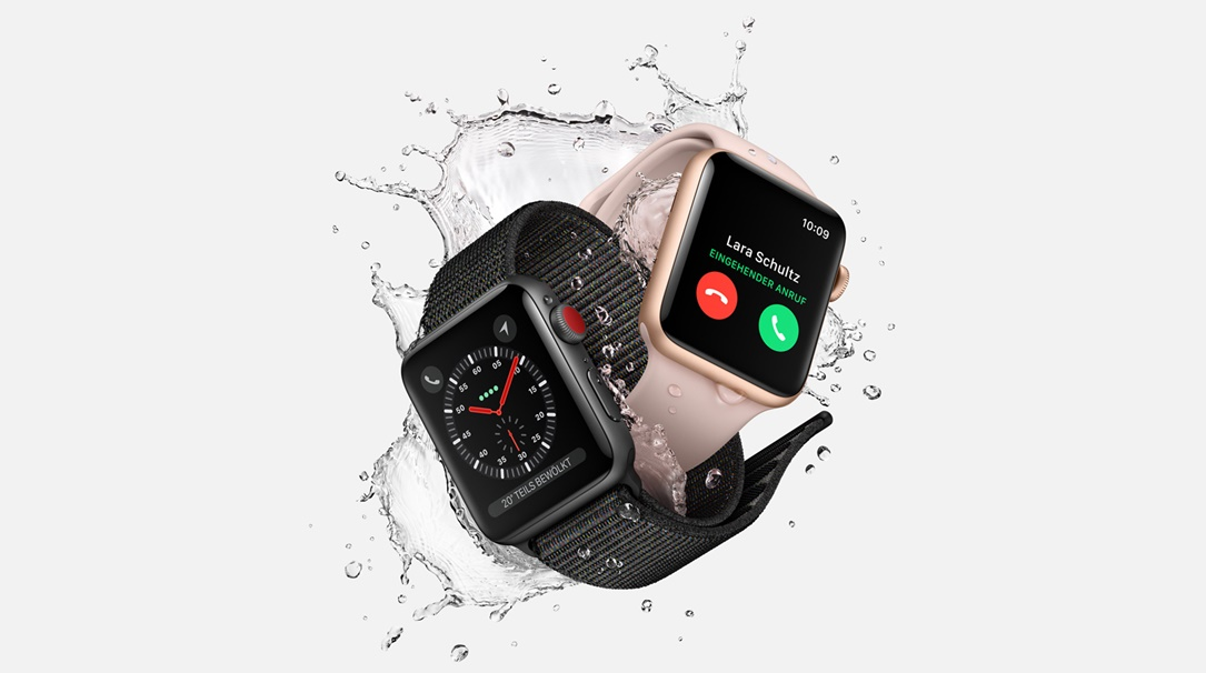 1 Apple datum iOS preis watch watchos