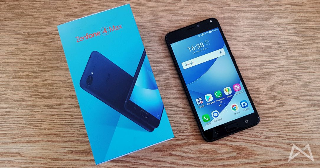 akku Android Asus Unboxing