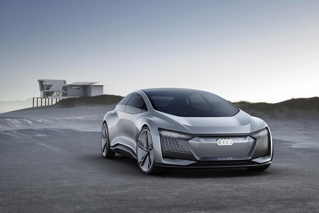 auto autonom nvidia Zukunft