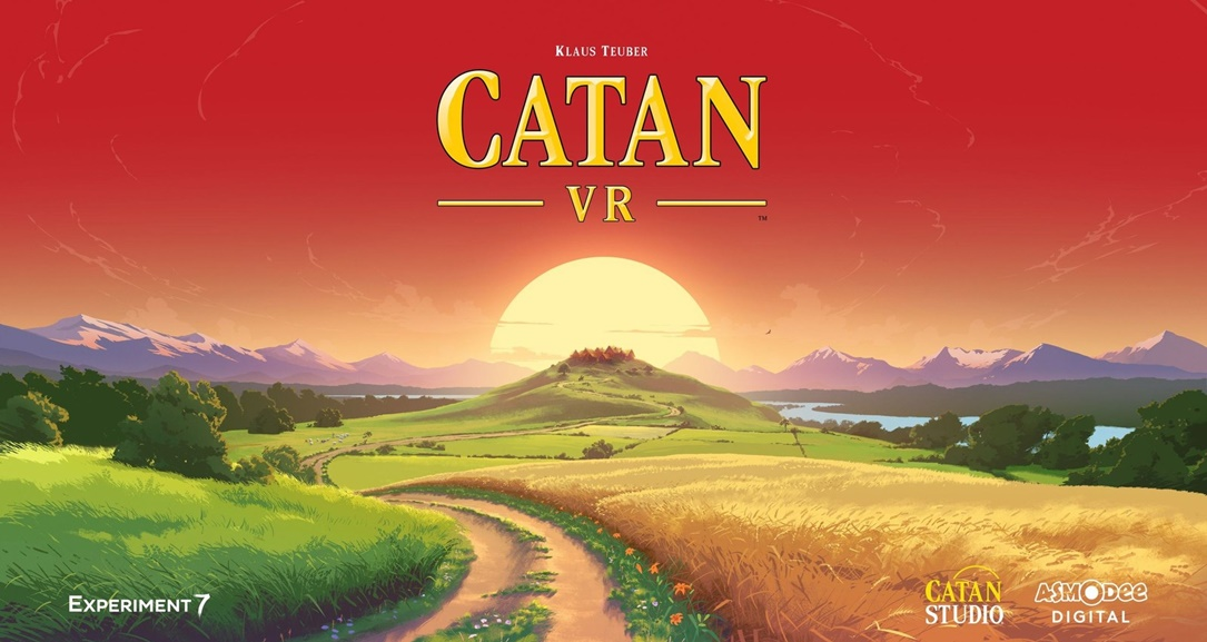 Siedler von Catan Virtual Reality vr