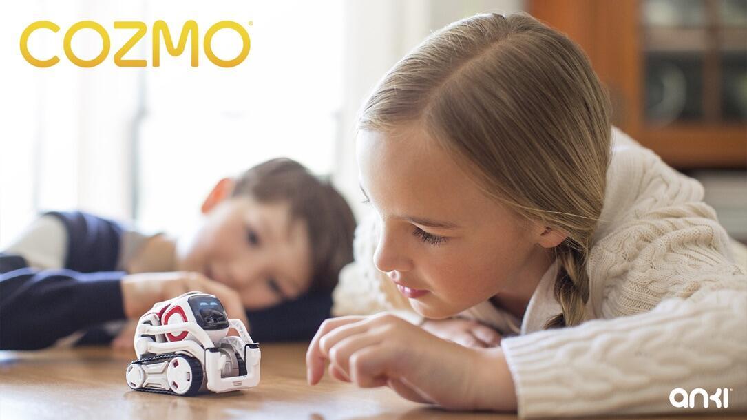 Android Anki Anki Cozmo Apple iOS künstliche intelligenz Lernspielzeug roboter