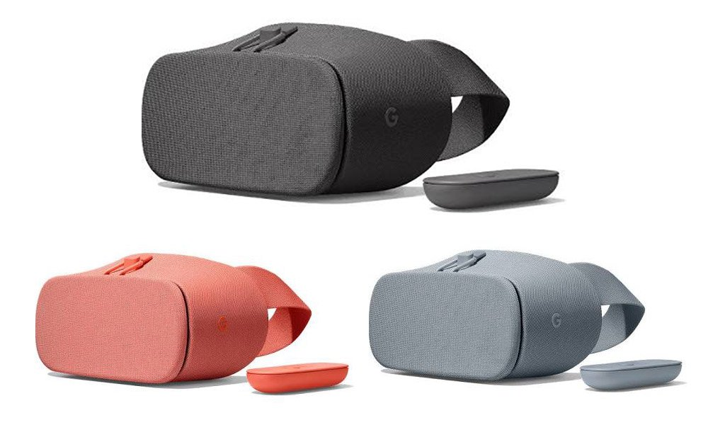 Android Daydream Google pixel view