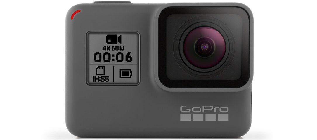Action-Kamera gopro GoPro HERO6 Black