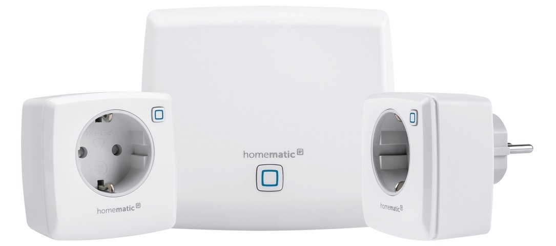 aff assistant Google homematic ip smart home