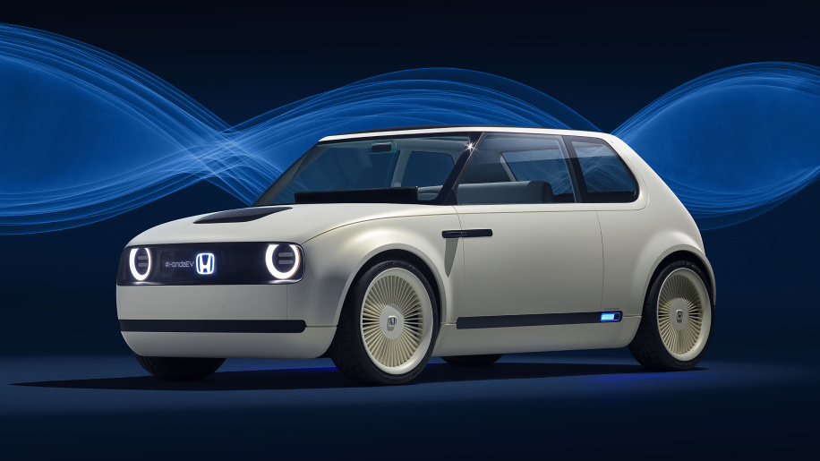 Elektroauto kommt 2019 nach Europa — Honda Urban EV