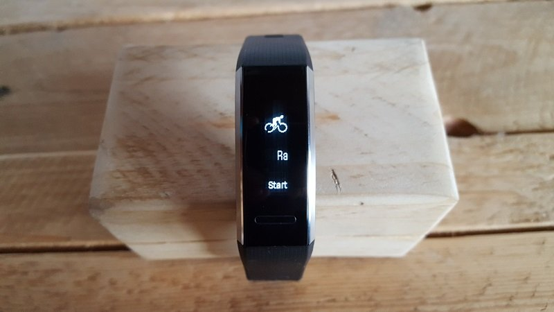 Android armband band bericht fitbit fitness Huawei test wear