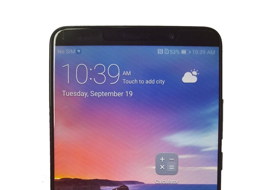 1 Android bild Google Huawei Leak mate mate 10 Pro