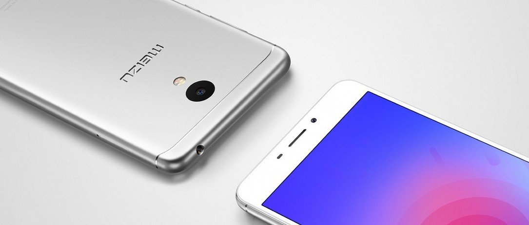 Android meizu Meizu M6