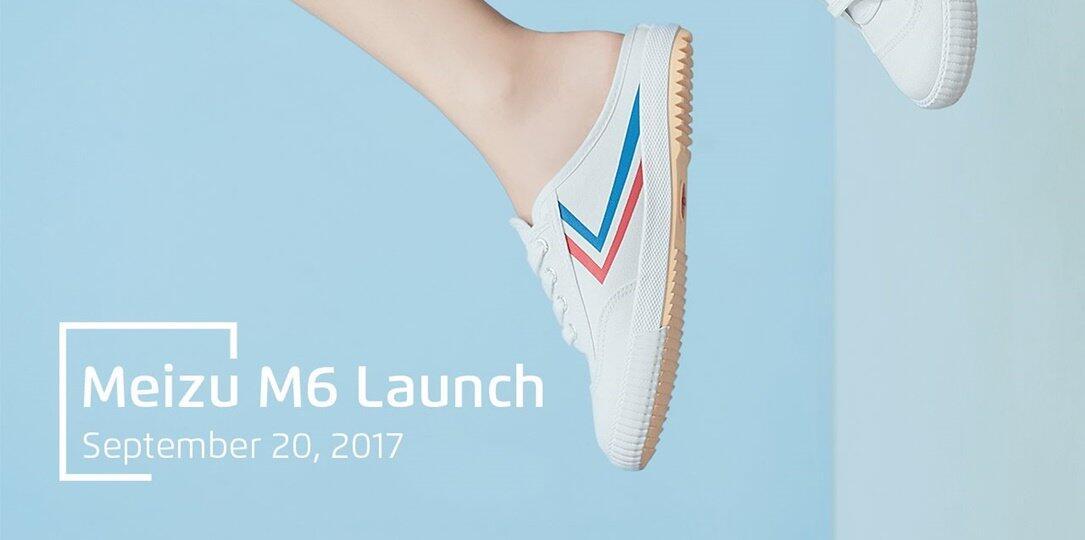 Android meizu Meizu M6 präsentation