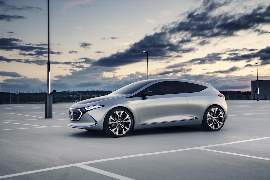 concept eqa Daimler iaa mercedes benz