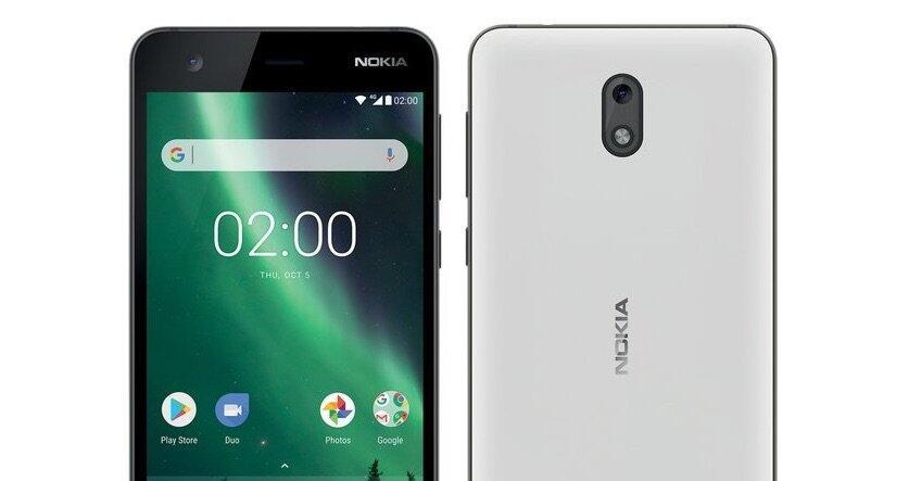 Android Nokia nokia 2
