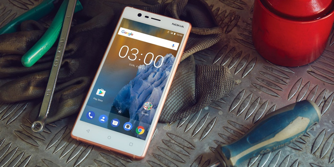 Android Android 7.1.1 Nougat Nokia Nokia 3 Update