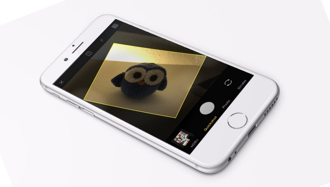 app Apple iOS Kamera Software